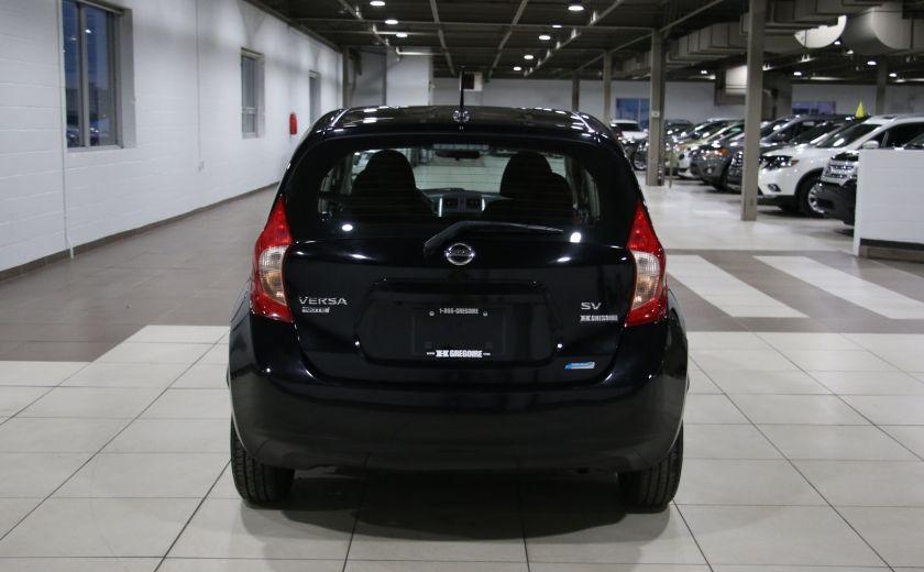 2014 Nissan Versa SV A/C GR ELECT BLUETOOTH CAMERA RECUL #5