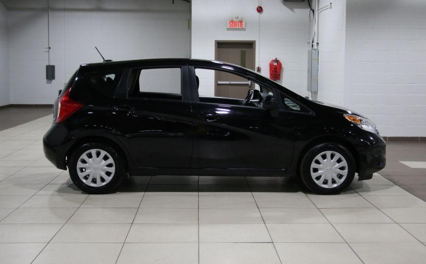 2014 Nissan Versa SV A/C GR ELECT BLUETOOTH CAMERA RECUL #7