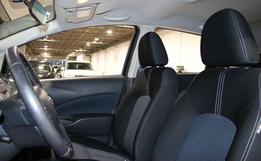 2014 Nissan Versa SV A/C GR ELECT BLUETOOTH CAMERA RECUL #9