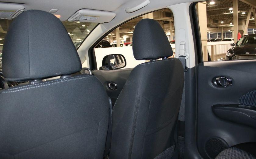 2014 Nissan Versa SV A/C GR ELECT BLUETOOTH CAMERA RECUL #16