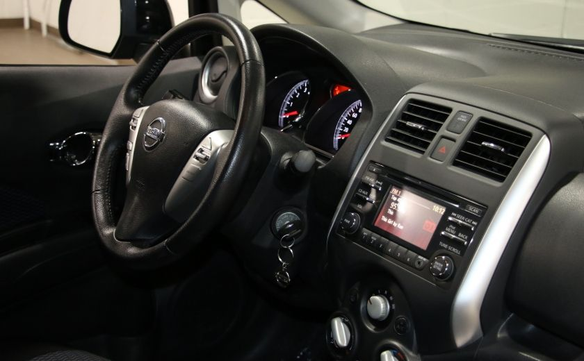 2014 Nissan Versa SV A/C GR ELECT BLUETOOTH CAMERA RECUL #21
