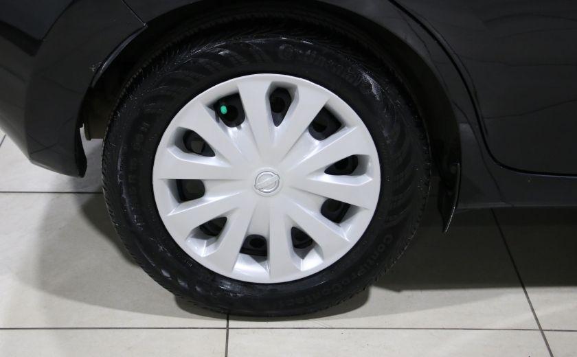 2014 Nissan Versa SV A/C GR ELECT BLUETOOTH CAMERA RECUL #28