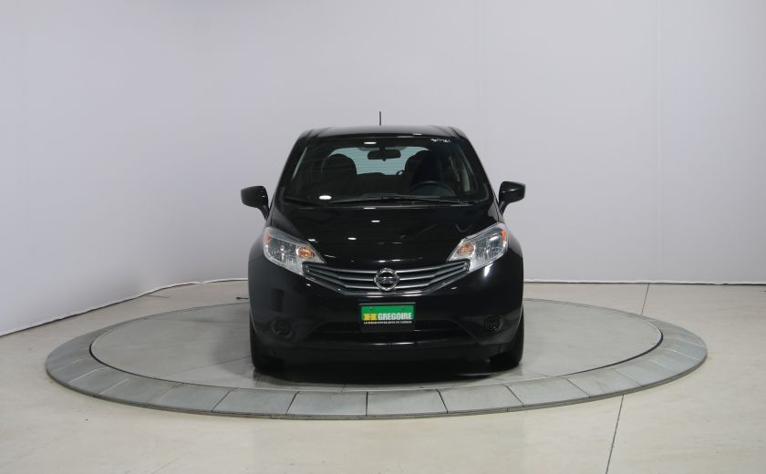 2015 Nissan Versa NOTE SV AUTO A/C GR ELECT CAMERA RECUL #1