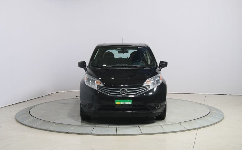 2015 Nissan Versa NOTE SV AUTO A/C GR ELECT CAMERA RECUL #2