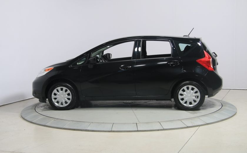 2015 Nissan Versa NOTE SV AUTO A/C GR ELECT CAMERA RECUL #4