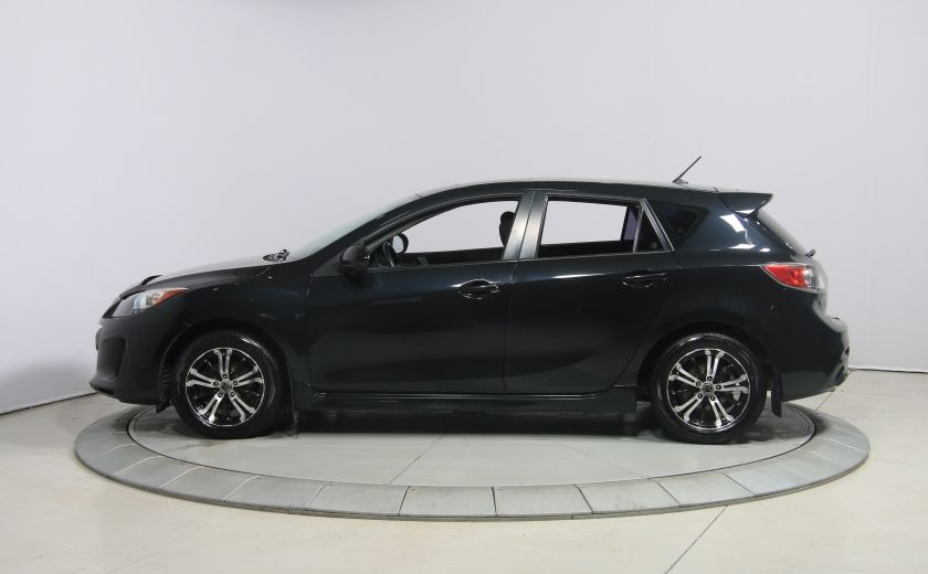 2012 Mazda 3 SPORT GS-SKYACTIVE A/C TOIT MAGS #3