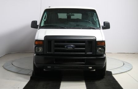 2012 Ford Econoline XL AUTO A/C GR ELECT 15PASSAGERS #0