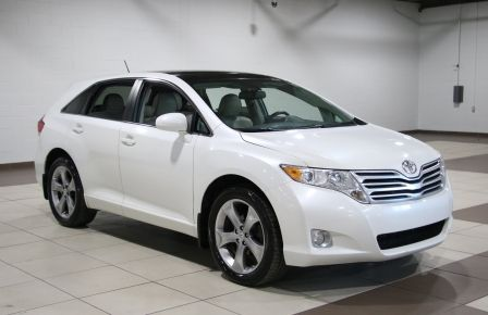 2012 Toyota Venza AWD AUTO A/C CUIR MAGS CAMERA RECUL #0