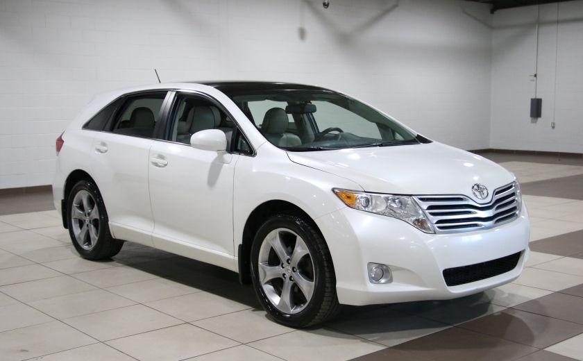 2012 Toyota Venza AWD AUTO A/C CUIR MAGS CAMERA RECUL #0