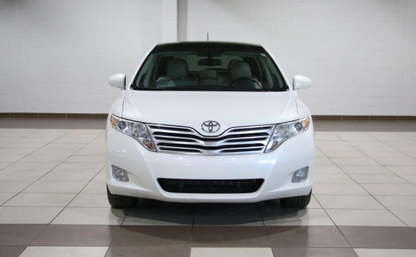 2012 Toyota Venza AWD AUTO A/C CUIR MAGS CAMERA RECUL #1