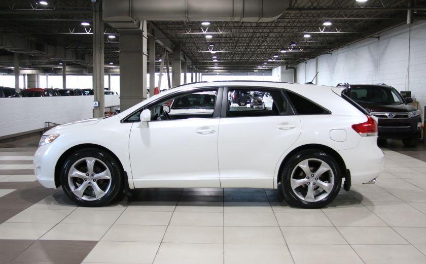2012 Toyota Venza AWD AUTO A/C CUIR MAGS CAMERA RECUL #3