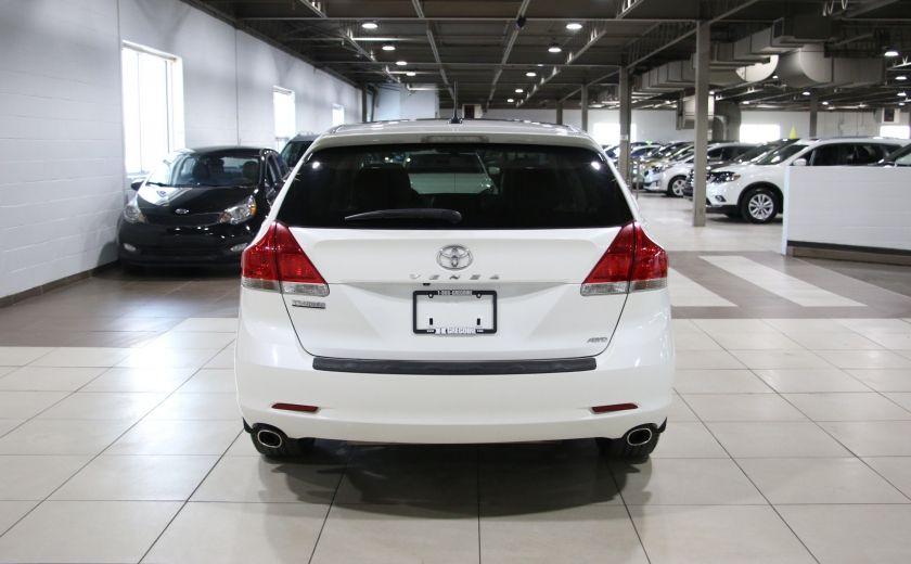 2012 Toyota Venza AWD AUTO A/C CUIR MAGS CAMERA RECUL #5