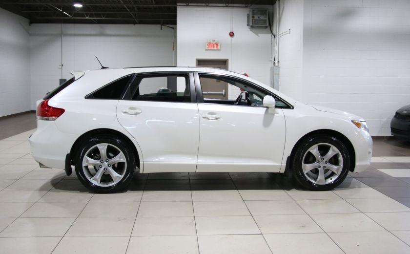 2012 Toyota Venza AWD AUTO A/C CUIR MAGS CAMERA RECUL #7