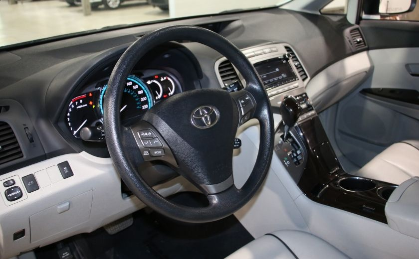 2012 Toyota Venza AWD AUTO A/C CUIR MAGS CAMERA RECUL #8
