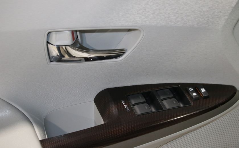 2012 Toyota Venza AWD AUTO A/C CUIR MAGS CAMERA RECUL #10