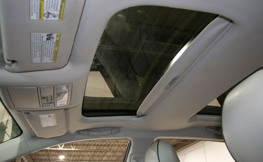 2012 Toyota Venza AWD AUTO A/C CUIR MAGS CAMERA RECUL #12