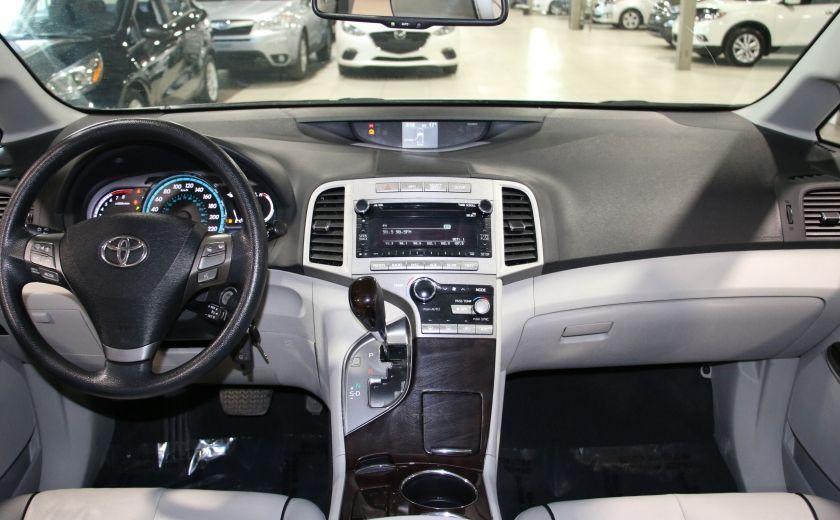 2012 Toyota Venza AWD AUTO A/C CUIR MAGS CAMERA RECUL #13