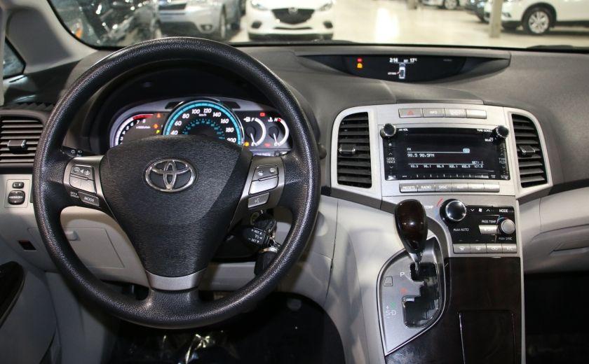 2012 Toyota Venza AWD AUTO A/C CUIR MAGS CAMERA RECUL #14