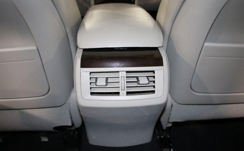 2012 Toyota Venza AWD AUTO A/C CUIR MAGS CAMERA RECUL #17