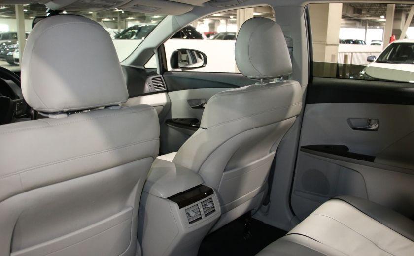 2012 Toyota Venza AWD AUTO A/C CUIR MAGS CAMERA RECUL #19