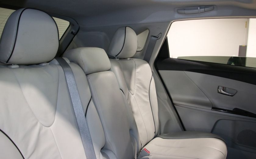 2012 Toyota Venza AWD AUTO A/C CUIR MAGS CAMERA RECUL #22