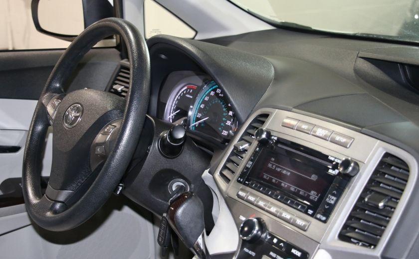 2012 Toyota Venza AWD AUTO A/C CUIR MAGS CAMERA RECUL #24