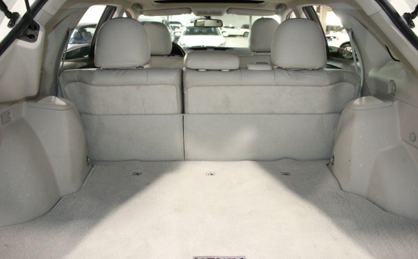 2012 Toyota Venza AWD AUTO A/C CUIR MAGS CAMERA RECUL #27