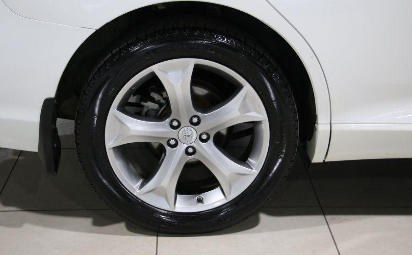 2012 Toyota Venza AWD AUTO A/C CUIR MAGS CAMERA RECUL #29