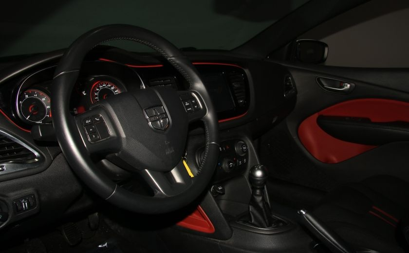 2013 Dodge Dart Rallye A/C GR ELECT TOIT NAVIGATION MAGS #8