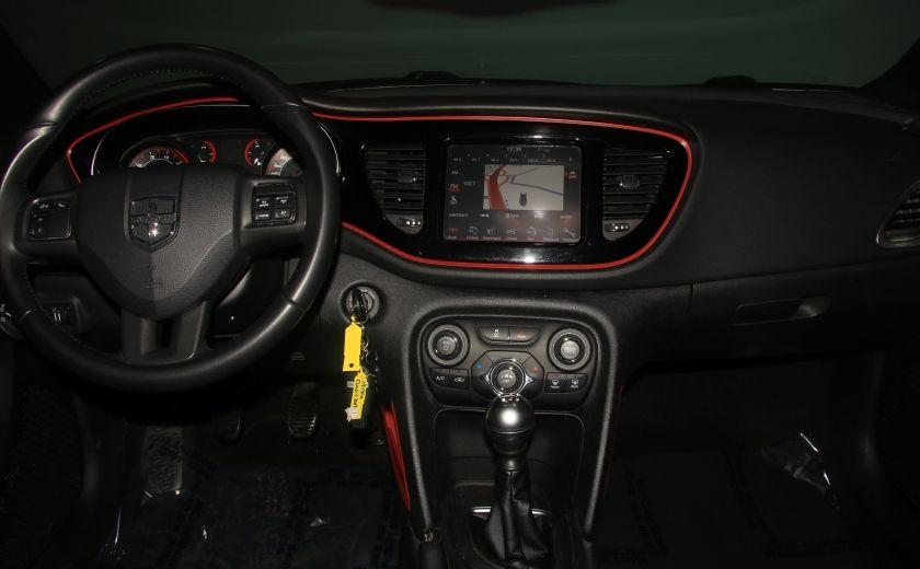 2013 Dodge Dart Rallye A/C GR ELECT TOIT NAVIGATION MAGS #12