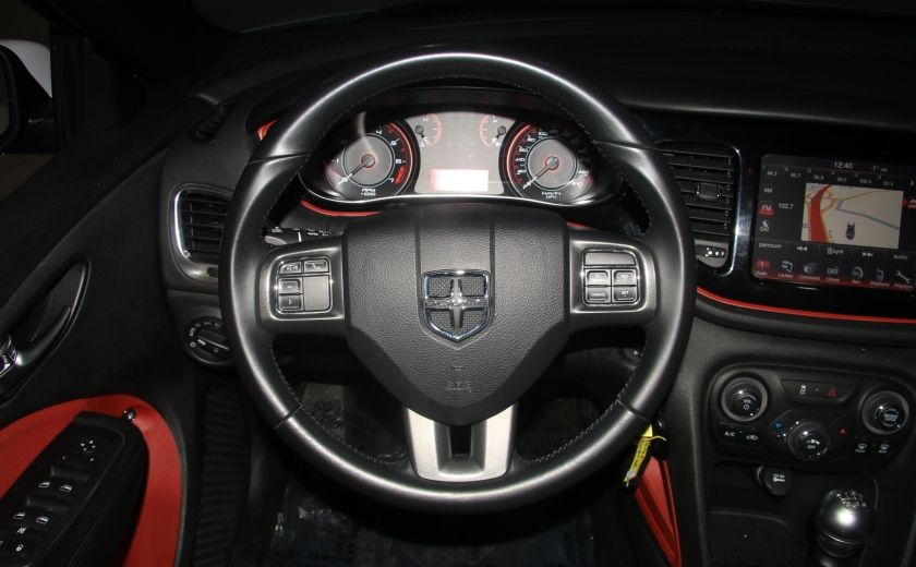 2013 Dodge Dart Rallye A/C GR ELECT TOIT NAVIGATION MAGS #14