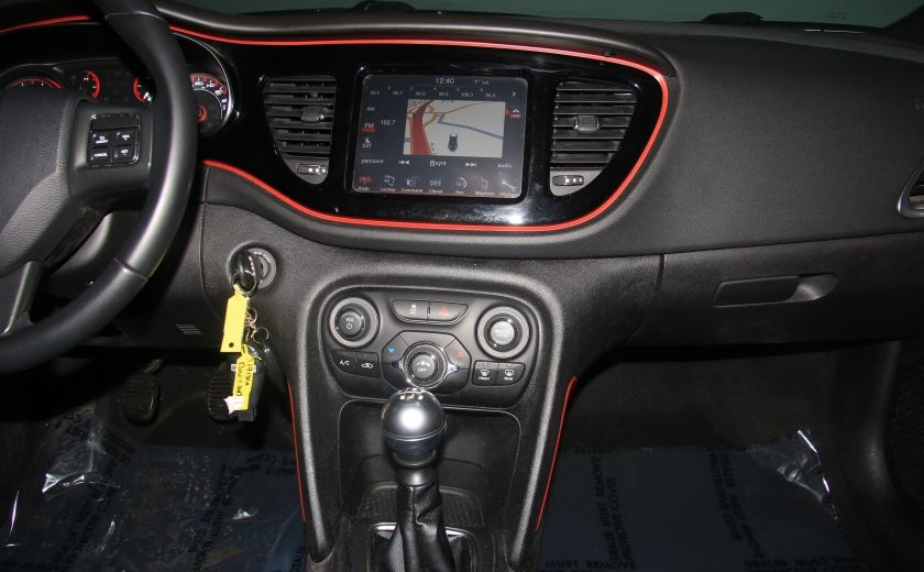 2013 Dodge Dart Rallye A/C GR ELECT TOIT NAVIGATION MAGS #15