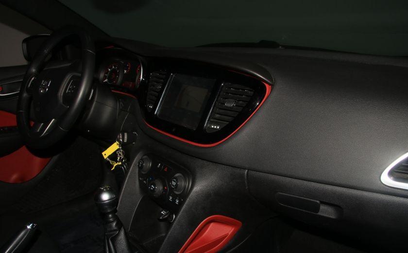 2013 Dodge Dart Rallye A/C GR ELECT TOIT NAVIGATION MAGS #22