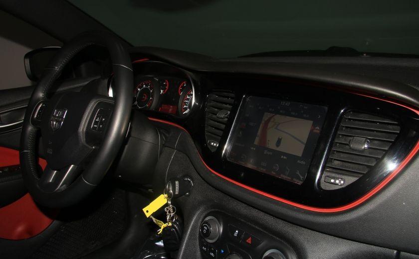 2013 Dodge Dart Rallye A/C GR ELECT TOIT NAVIGATION MAGS #23