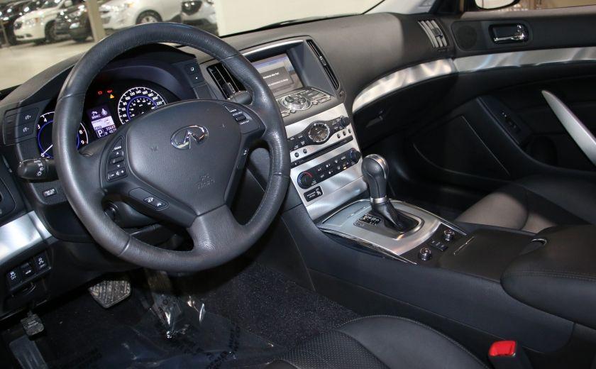 2014 Infiniti Q60 Premium AWD AUTO A/C CUIR TOIT MAGS CAMERA RECUL #6