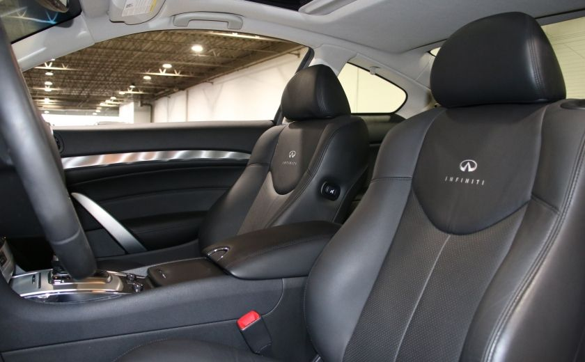 2014 Infiniti Q60 Premium AWD AUTO A/C CUIR TOIT MAGS CAMERA RECUL #7