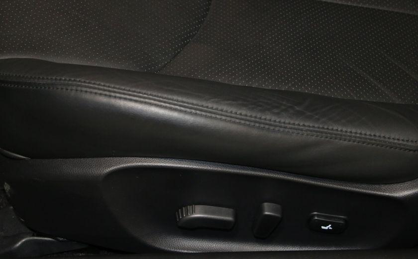 2014 Infiniti Q60 Premium AWD AUTO A/C CUIR TOIT MAGS CAMERA RECUL #9