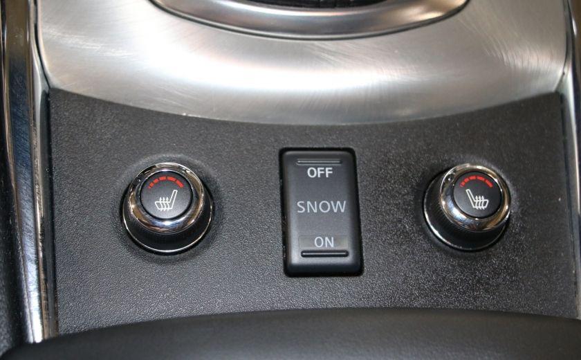 2014 Infiniti Q60 Premium AWD AUTO A/C CUIR TOIT MAGS CAMERA RECUL #11