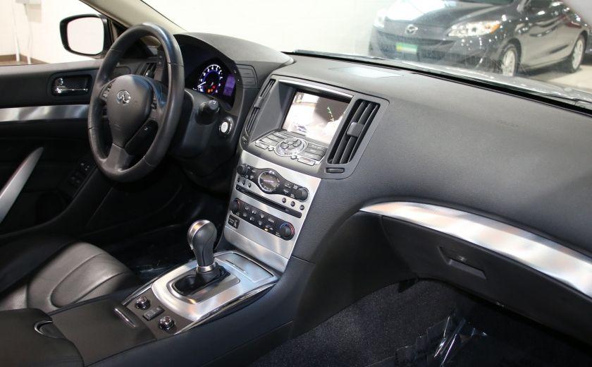 2014 Infiniti Q60 Premium AWD AUTO A/C CUIR TOIT MAGS CAMERA RECUL #16