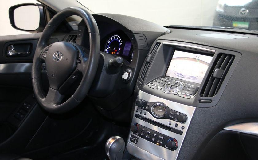 2014 Infiniti Q60 Premium AWD AUTO A/C CUIR TOIT MAGS CAMERA RECUL #17
