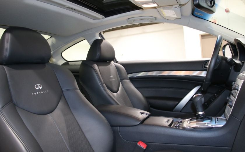 2014 Infiniti Q60 Premium AWD AUTO A/C CUIR TOIT MAGS CAMERA RECUL #18