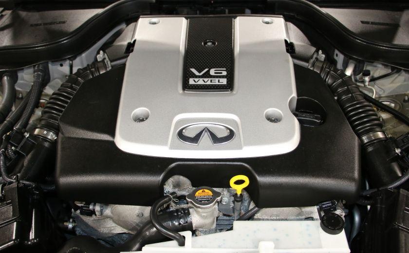 2014 Infiniti Q60 Premium AWD AUTO A/C CUIR TOIT MAGS CAMERA RECUL #19