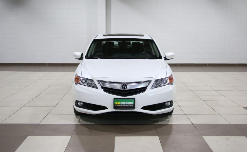 2013 Acura ILX Premium  AUTO A/C CUIR TOIT MAGS CAMERA RECUL #1
