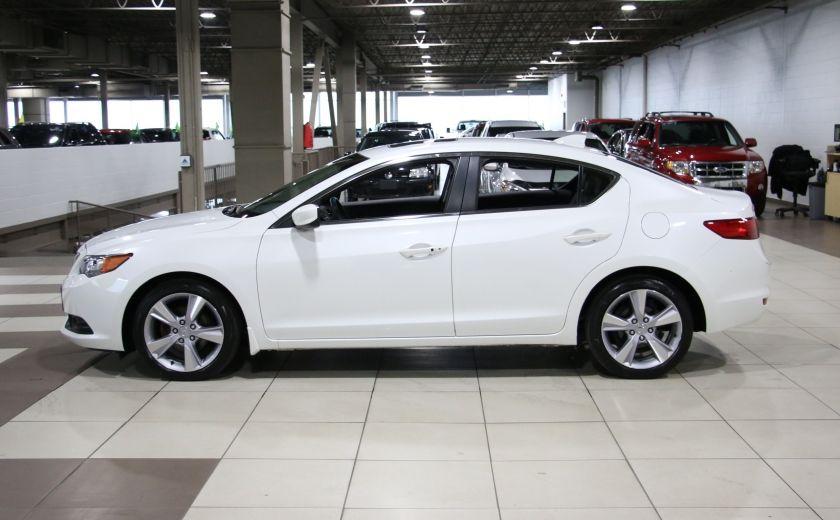 2013 Acura ILX Premium  AUTO A/C CUIR TOIT MAGS CAMERA RECUL #3