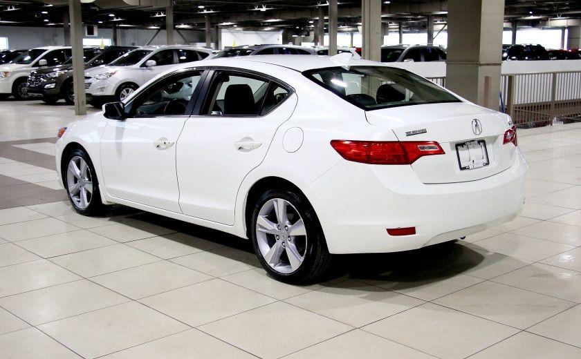 2013 Acura ILX Premium  AUTO A/C CUIR TOIT MAGS CAMERA RECUL #4