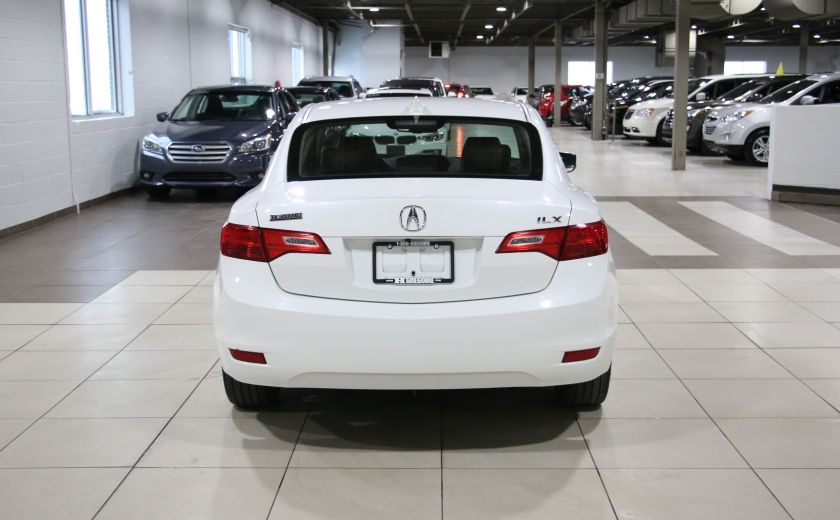 2013 Acura ILX Premium  AUTO A/C CUIR TOIT MAGS CAMERA RECUL #5