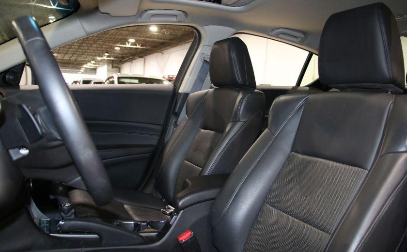 2013 Acura ILX Premium  AUTO A/C CUIR TOIT MAGS CAMERA RECUL #9