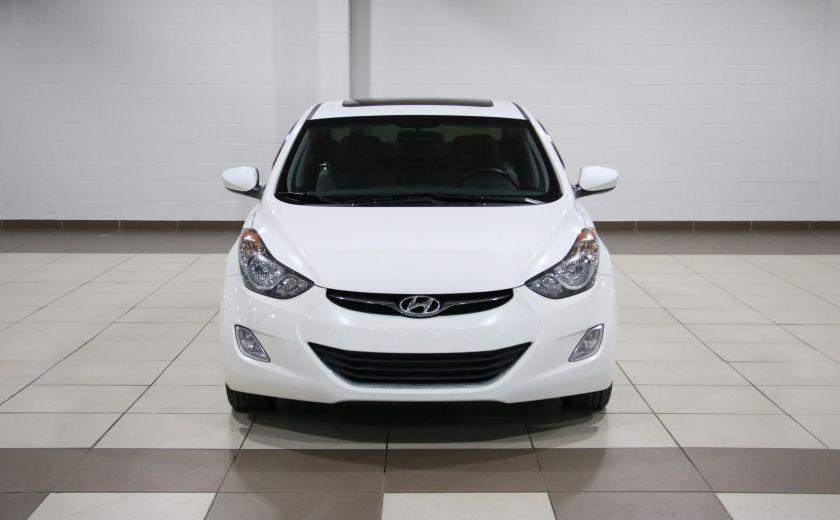 2013 Hyundai Elantra GLS A/C TOIT MAGS BLUETOOTH #1