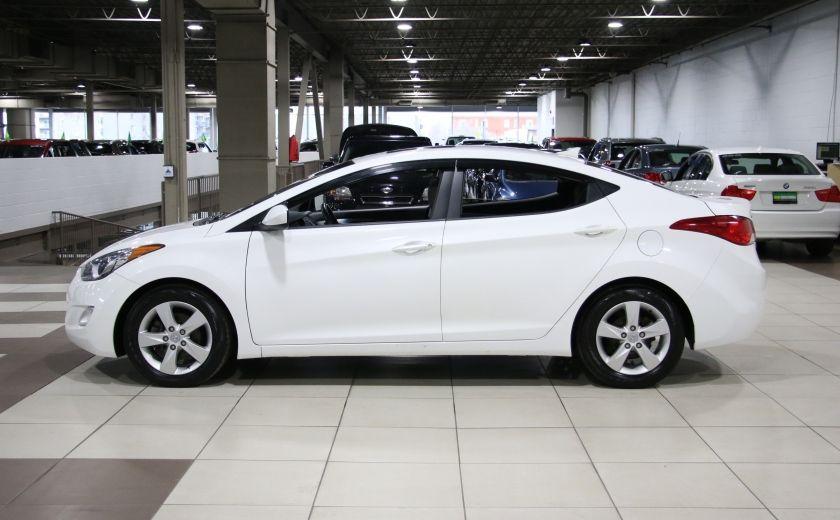 2013 Hyundai Elantra GLS A/C TOIT MAGS BLUETOOTH #3