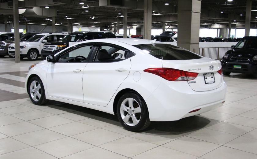 2013 Hyundai Elantra GLS A/C TOIT MAGS BLUETOOTH #4
